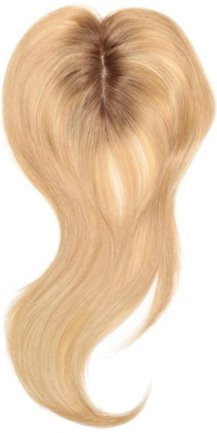 Remy Human Hair Topper Blonde