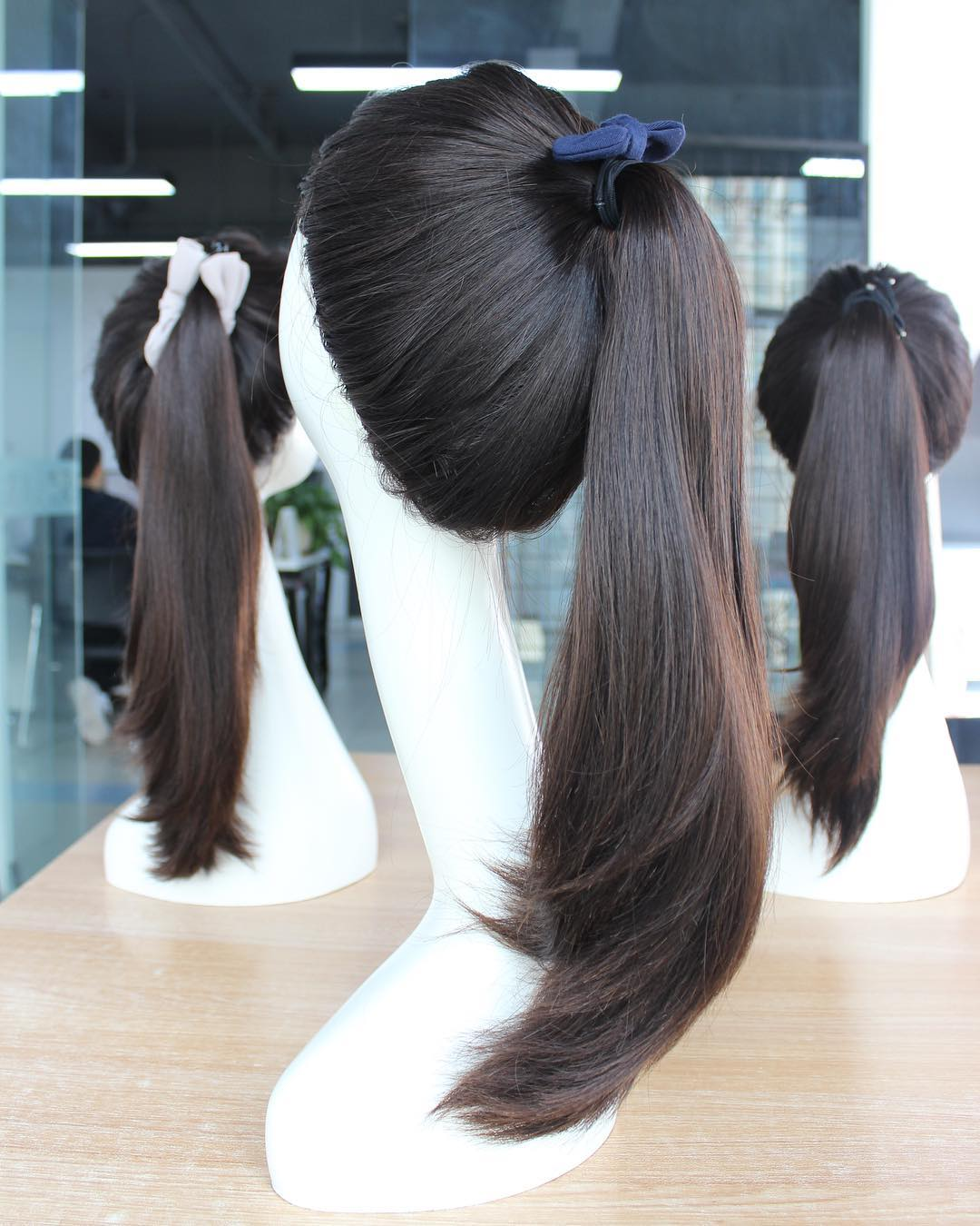 Jewish Updo Wigs Jewish Pony Fall High Pony Available