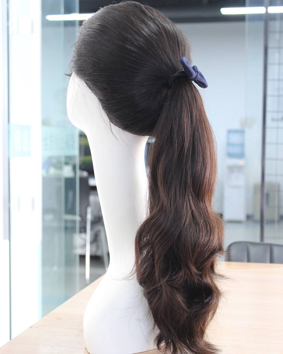 Factory Price Sports Wigs Pony Wigs Ponytail Wigs