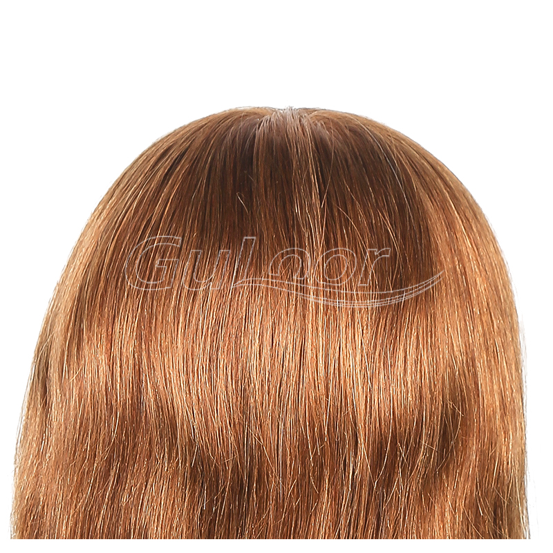 The Best Quality Human Hair Wig For Women,Silk Top Jewish Wig