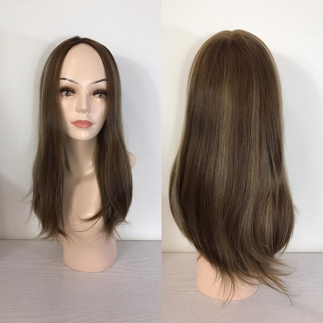 Factory Price Fast Shipping Lace Top Kosher Jewish Wig In Stock