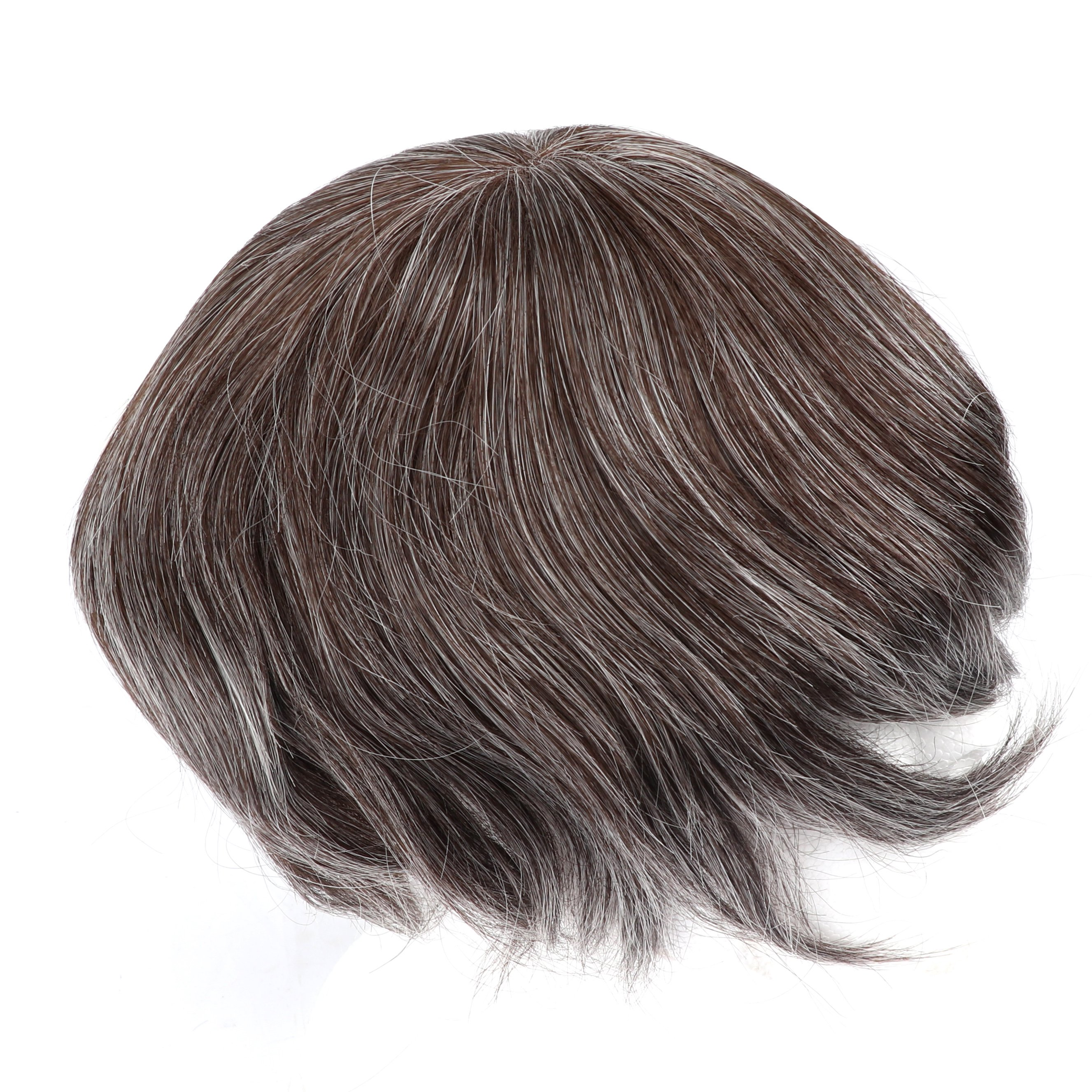 Mens Toupee Hairpiece Apollo Human Hair Systems 340#