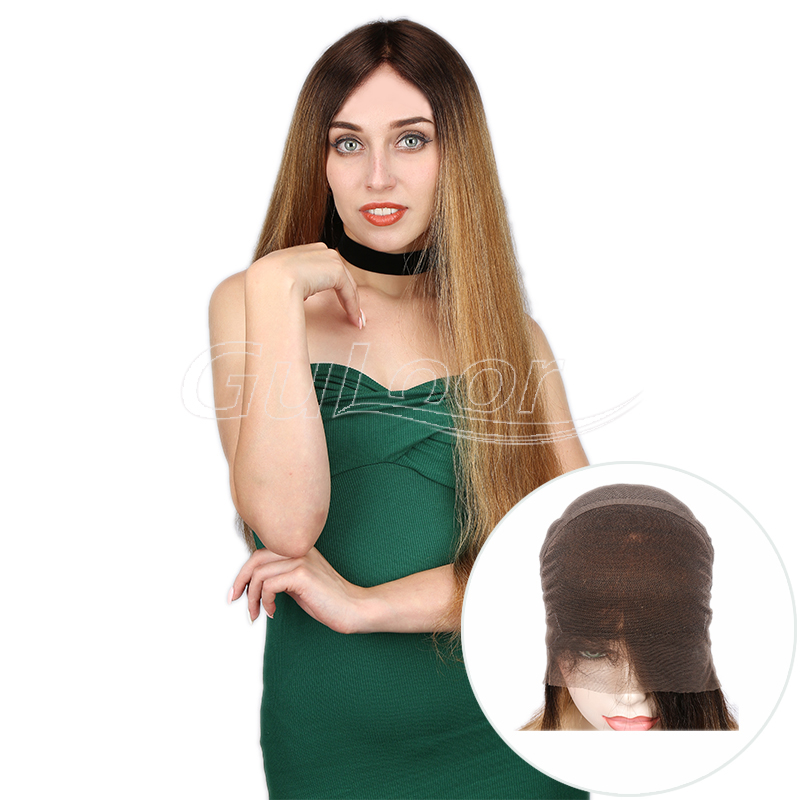 New Arrived Highlight Color 100% Human Hair Full Lace Wig